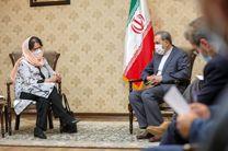 ایران آمادگی لازم را برای همکاری در  ایجاد صلح و ثبات در افغانستان دارد