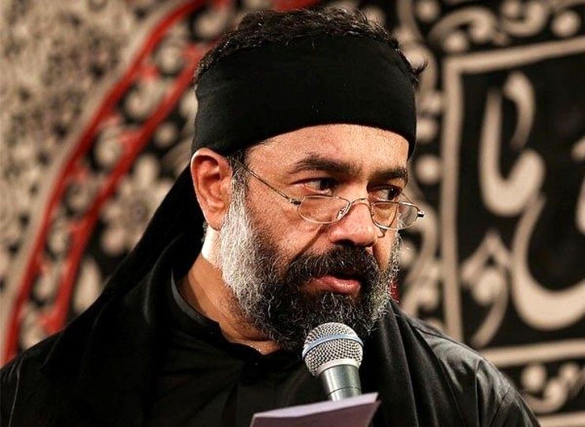 پخش مناجاتخوانی محمود کریمی در حرم امام رضا(ع) از شبکه افق سیما
