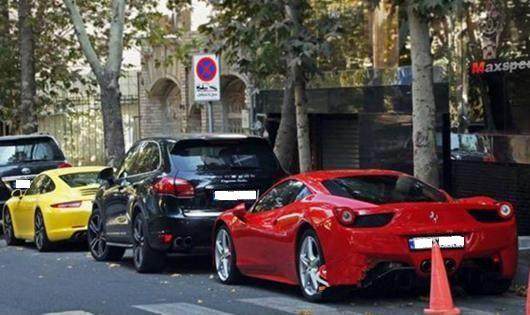 حکم تعزیرات درباره خودروهای لوکس قاچاق لازم الاجراست