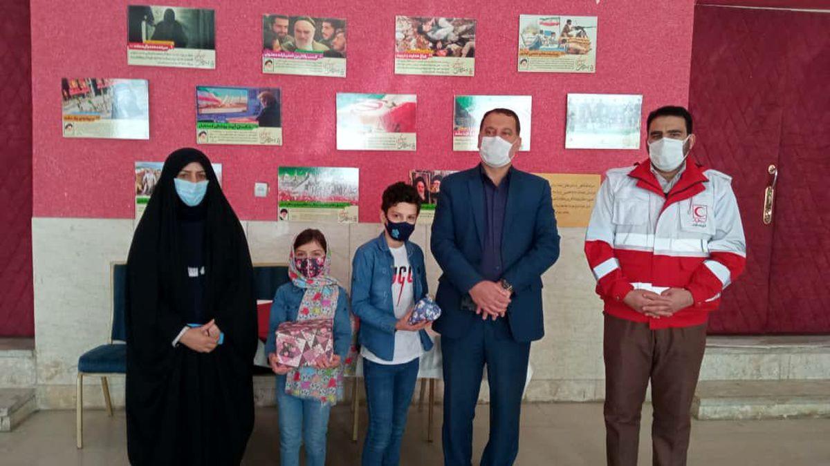تجلیل از برترین های آثار نقاشی در شهرستان خوانسار