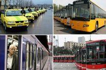 فعالیت ۳۰ درصدی تاکسیهای کرمانشاه/ اتوبوسهای شهری لغو تردد شدهاند