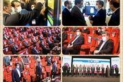 بازدید مدیرعامل بانک صادرات ایران از ششمین نمایشگاه تراکنش ایران