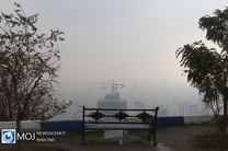 کیفیت هوای تهران ۱۵ بهمن ۹۸ نا سالم است/ شاخص کیفیت هوا به ۱۱۴ رسید
