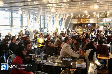 تماشای شهرآورد در سینمای رسانه جشنواره فیلم فجر
