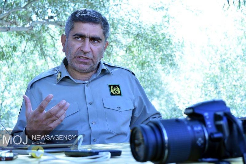 شکارچی غیرمجاز در شهرستان دلفان دستگیر شد