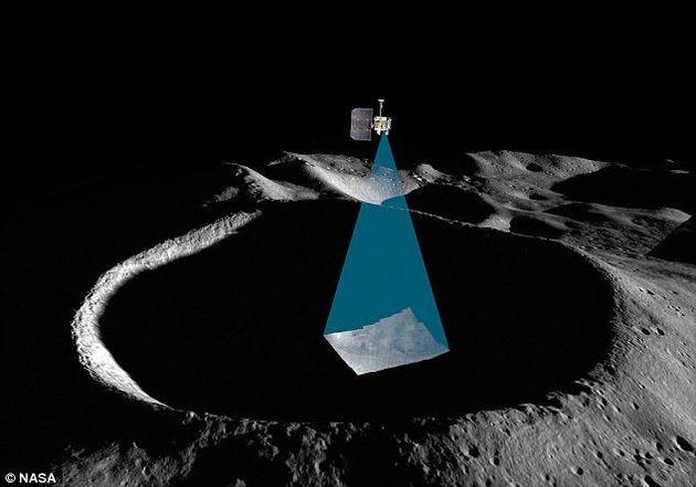 ابزار جدید ناسا برای جستجو در نیمه تاریک ماه