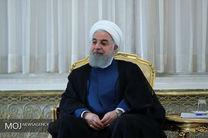 دیدار روحانی با جمعی از فعالان سیاسی اصولگرا