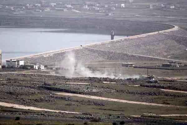 حریم هوایی جولان اشغالی سوریه توسط رژیم صهیونیستی ممنوع شد