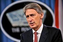 فیلیپ هاموند وزیر اقتصاد انگلیس شد