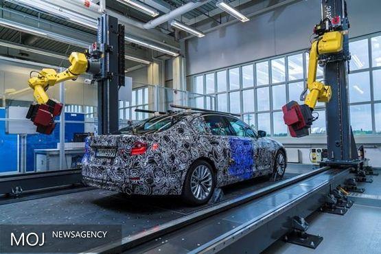 ربات خودروسازی که خطایش کمتر از ۱۰۰ میکرومتر است