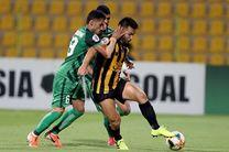 نتیجه بازی رفت الاتحاد عربستان و ذوب آهن/ ذوب آهن امیدوار به صعود در بازی برگشت