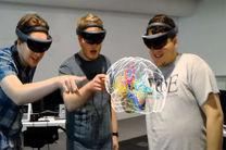 کاوش بدن انسان با فناوری واقعیت مجازی