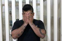 شرور سابقه دار بابلی دستگیر شد