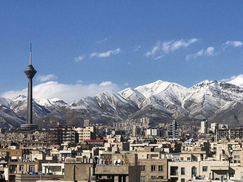 کیفیت هوای تهران در 22 فروردین پاک است