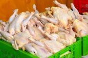 کشف 11 تن مرغ قاچاق در شهرستان نمین