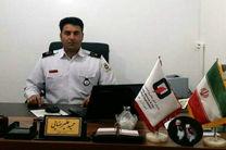 آتش سوزی 2 واحد تجاری در خرمآباد مهار شد