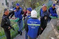 اسرائیل مانع از بازدید شورای امنیت از مناطق فلسطینی شد