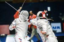 مقام سوم تیم ملی شمشیربازی جوانان ایران در آسیا