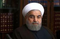 اعتراض نمایندگان به حسن روحانی در حین سخنرانی