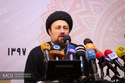 حسن خمینی/ افتتاح خانه موزه آیت الله هاشمی رفسنجانی