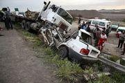 جاده های کرمانشاه در نوروز ۱۴۰۰ تلفات ۱۰ نفره را داشت/ تصادفات ۴۲ درصد بیشتر شده است
