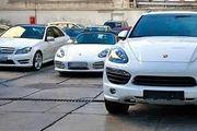 جزئیات ضبط خودروهای پورشه، بنز و آزارا اعلام شد