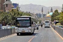 ویروس کرونا، فعالیت حمل ونقل درون شهری مشهد را ۶۰ درصد کاهش داده است