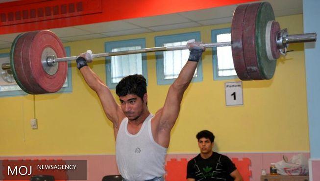 سومی زارعی در گروه B مسابقات وزنه برداری جوانان جهان