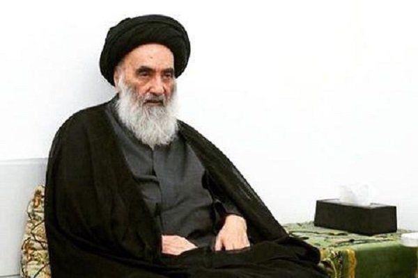 آیت الله سیستانی خواستار کمک تمام مردم عراق به آوارگان موصل شد