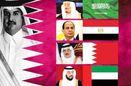 سفیر قطر در روسیه جنگ با کشورهای عربی را منتفی ندانست