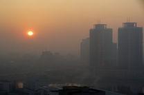 آلودگی هوای تهران تا 17 بهمن بیشتر می شود