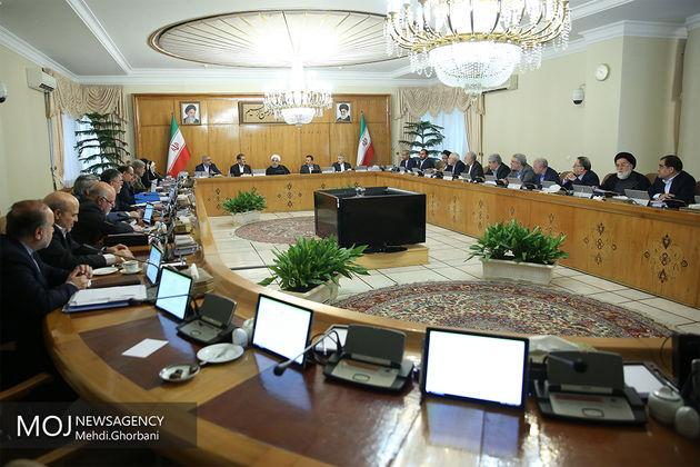 آغاز بررسی کلیات لایحه جامع انتخابات در جلسه هیات دولت