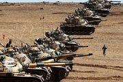 ترکیه به شمال سوریه حمله کرد