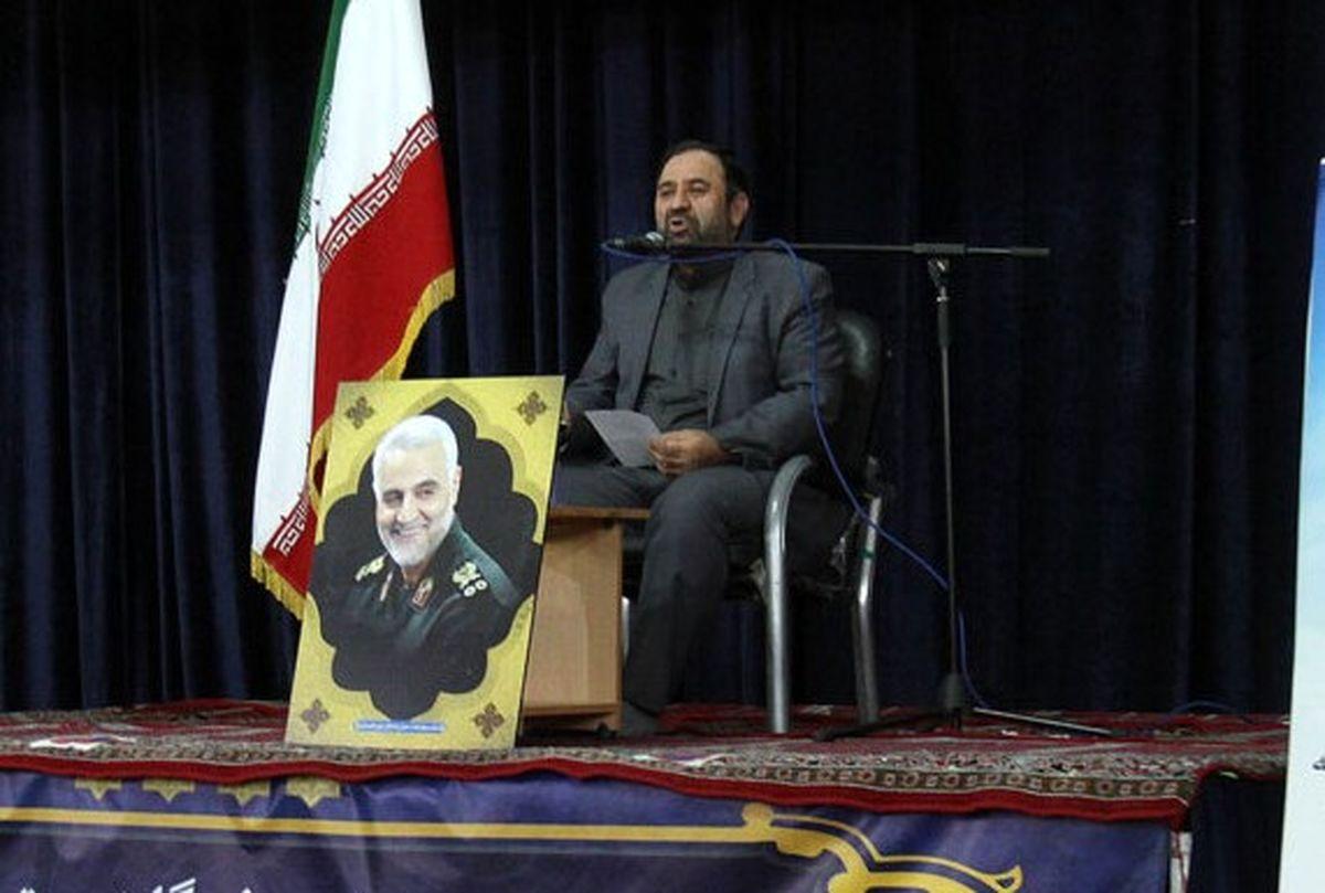 ازجمله برکات انقلاب اسلامی اقتدار امروز جبهه مقاومت است