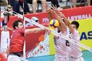 نتیجه بازی والیبال ایران و کانادا/ نخستین پیروزی ایران در گام سوم
