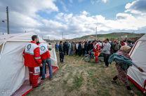 ارسال اولین محموله کمک های هلال احمر اصفهان به زلزله زدگان خراسان