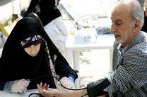 ارائه خدمات بهداشتی رایگان در پایگاه های سلامت