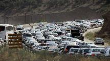 محدودیتهای ترافیکی جاده چالوس در نوروز 98