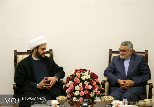 آیت الله العظمی سیستانی بحران عراق را به خوبی مدیریت کردند