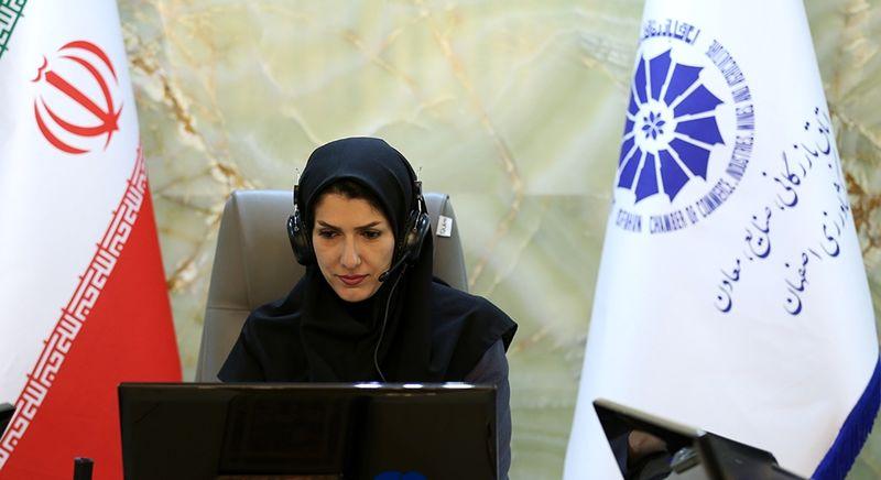 عمان بهترین مسیر برای صادرات مجدد کالاهای تولیدی اصفهان است