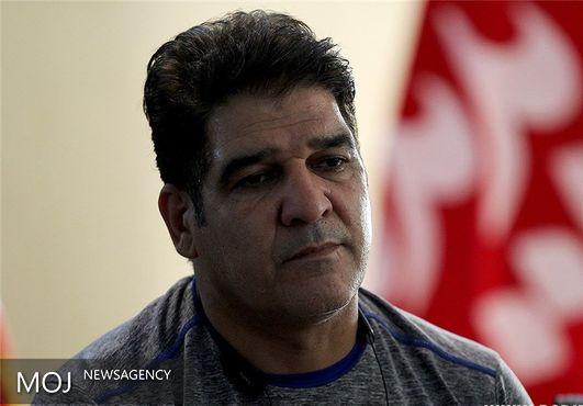 مهاجری: به پیروزی مقابل سپاهان امیدواریم