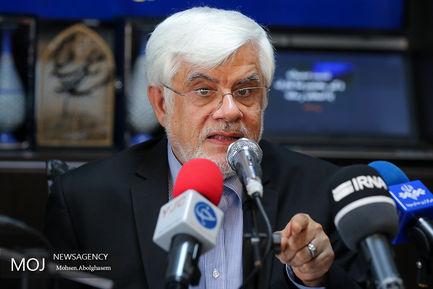 محمدرضا عارف نماینده مجلس شورای اسلامی