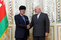 وزیر خارجه عمان با ظریف دیدار و گفتگو می کند