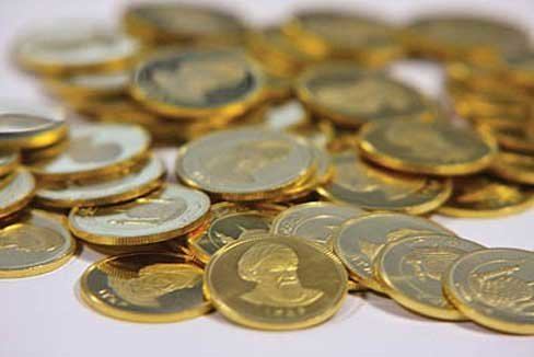 روند نزولی نرخ سکه در بازار آزاد