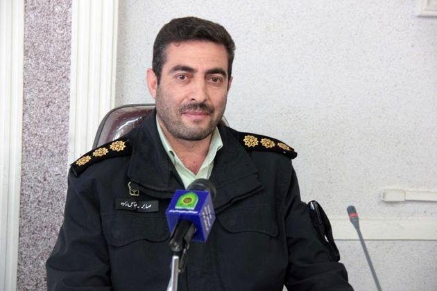 سال گذشته 63 مورد قتل در سطح استان رخ داده است
