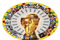 قهرمانان ادوار مختلف جام جهانی