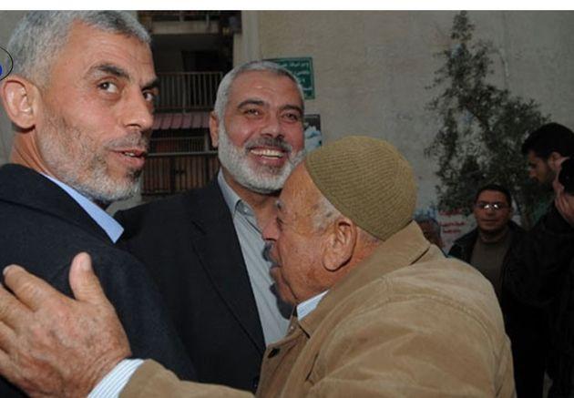 آزاده ای که رئیس دفتر حماس شد