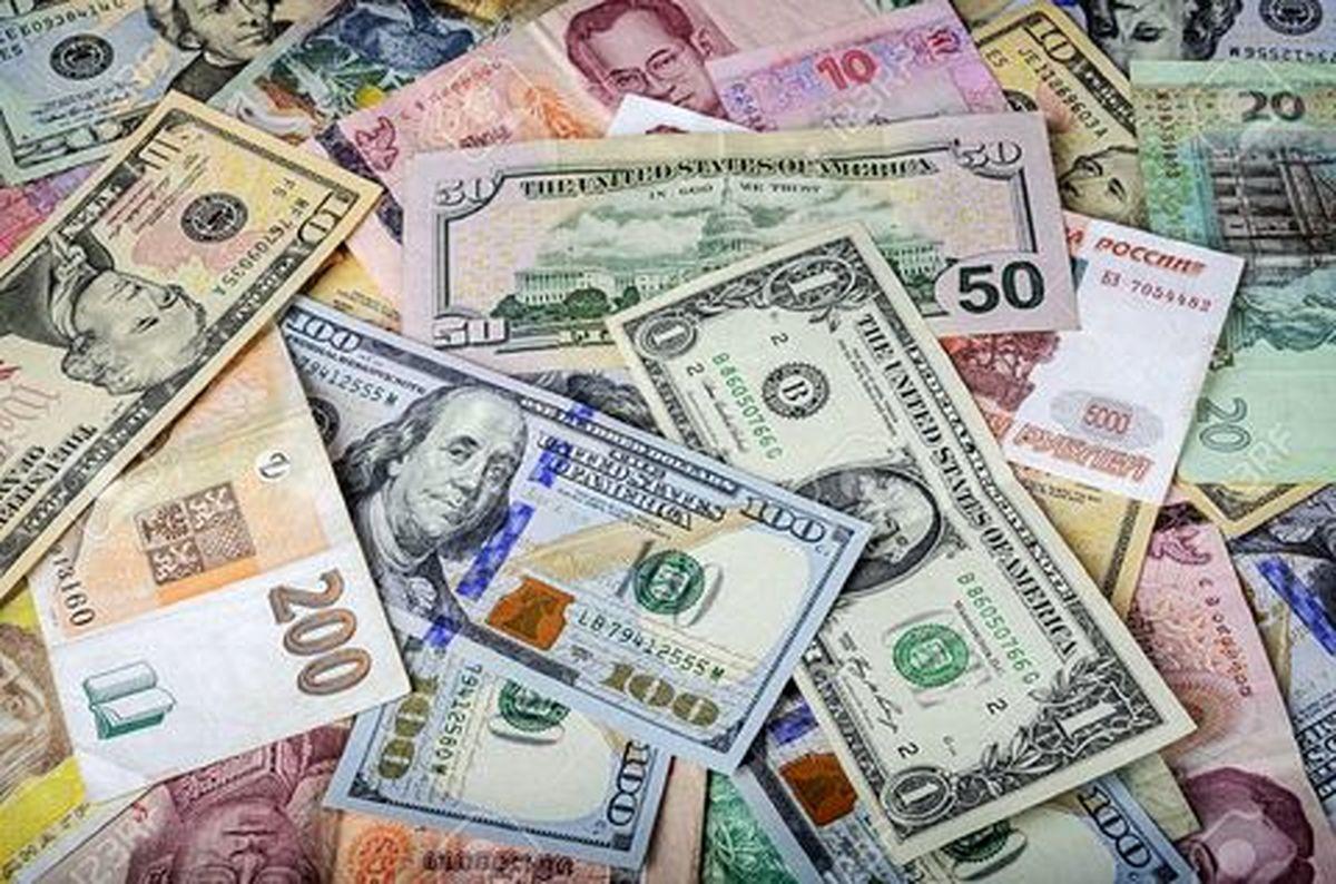 قیمت ارز در بازار آزاد تهران ۷ دی ۹۹/ قیمت دلار اعلام شد