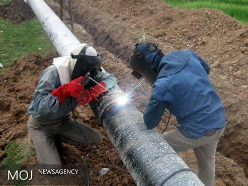 گازرسانی به ۲۴ روستای لرستان به بهره برداری رسید