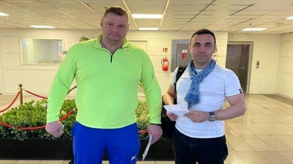 سرمربی روسی تیم ملی والیبال کشورمان وارد تهران شد